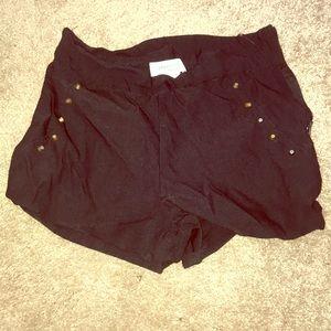 Charlotte Russe High Waist Shorts